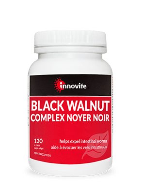 Innovite Health Black Walnut Complex V-Caps
