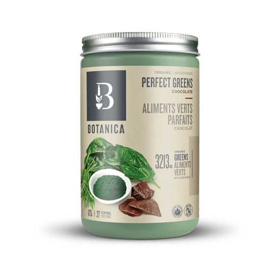 Botanica Perfect Greens Chocolate 173 g