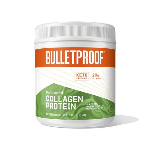 Bulletproof Unflavoured Collagen 500 g