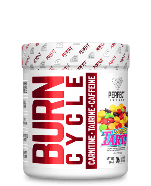Perfect Sports Burn Cycle - Candy Tarts 36 Servings 144 g