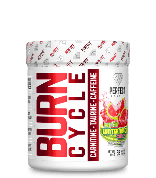 Perfect Sports Burn Cycle - Watermelon Candy 36 Servings 144 g