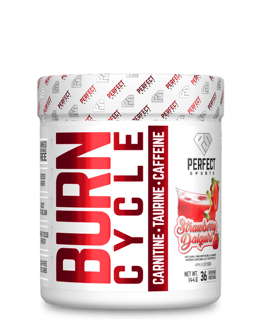 Perfect Sports Burn Cycle - Strawberry Daiquiri 36 Servings 144 g