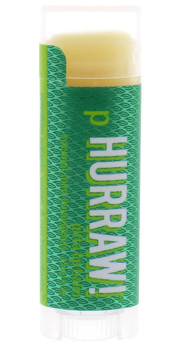 Hurraw! HURRAW! Pitta Lip Balm