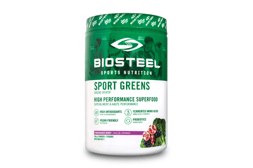 BioSteel Sport Greens High Performance Superfood Pomegranate Berry 306 g
