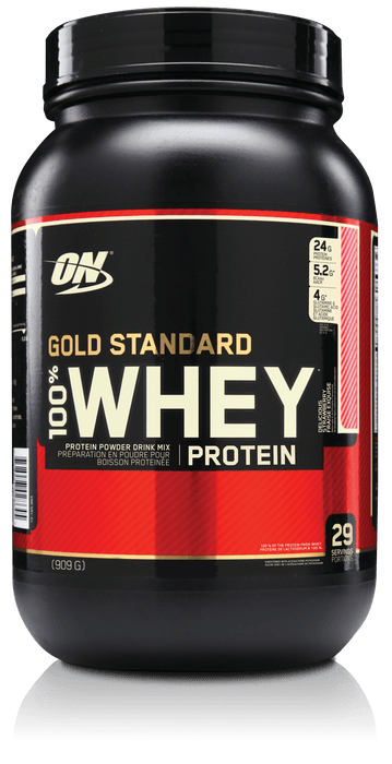 41841cf36 Buy Optimum Nutrition Gold Standard 100% Whey - Delicious Strawberry ...