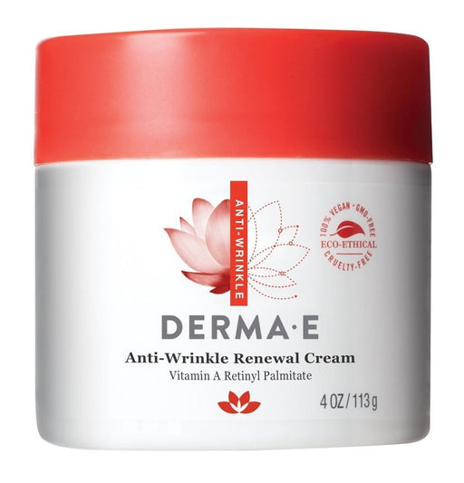 Derma E Anti-Wrinkle Renewal Cream 113 g