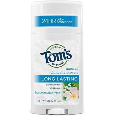 Tom's Of Maine Long-Last Honeysuckl Ntrl Deodorant