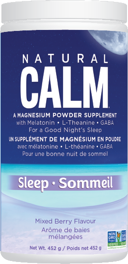 Natural Calm Sleep Mixed Berry Flavour