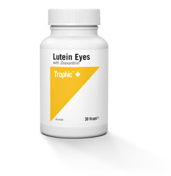 Trophic Lutein Eyes with Zeaxanthin