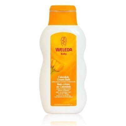 Weleda Calendula Cream Bath 	6.8 fl oz/200ml