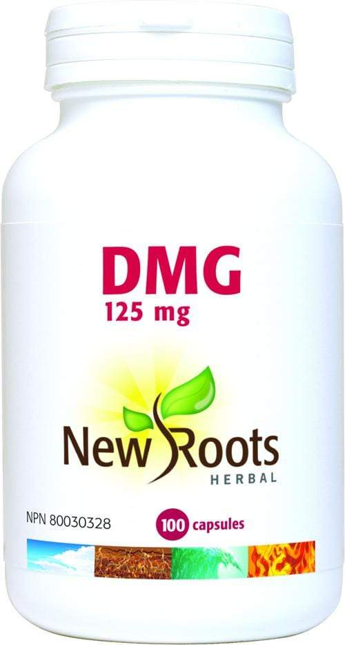 New Roots DMG 125 MG (Short Dated)