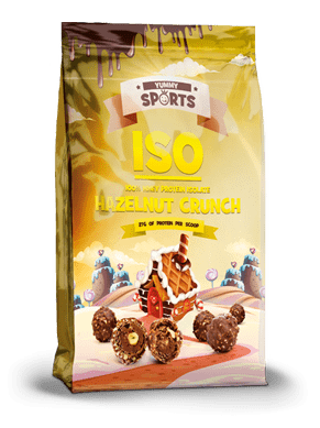 Yummy Sports ISO - Hazelnut Crunch