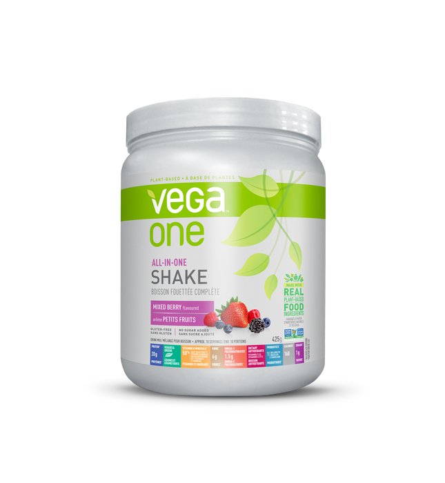 Vega All in One Nutritional Shake - Mixed Berry