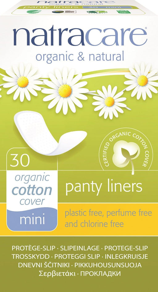 Natracare Mini Panty Liners