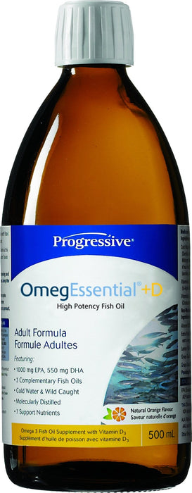 Progressive OmegEssential +D