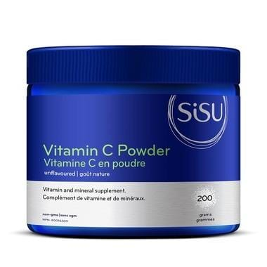 Sisu Vitamin C Powder Unflavoured