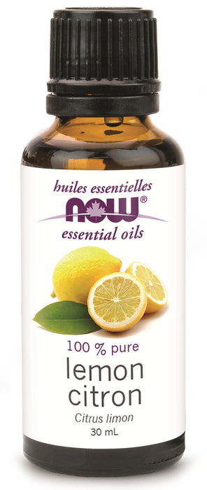 NOW Lemon Oil 30 mL