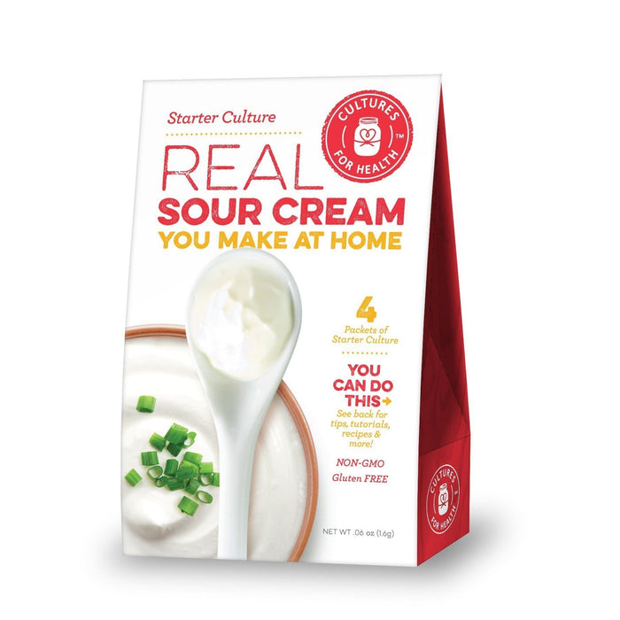 Cultures For Health Starter Culture Sour Cream