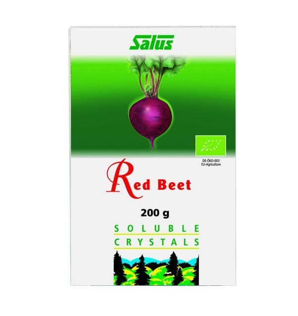 Salus Organic Red Beet Crystals Free Shipping In Canada