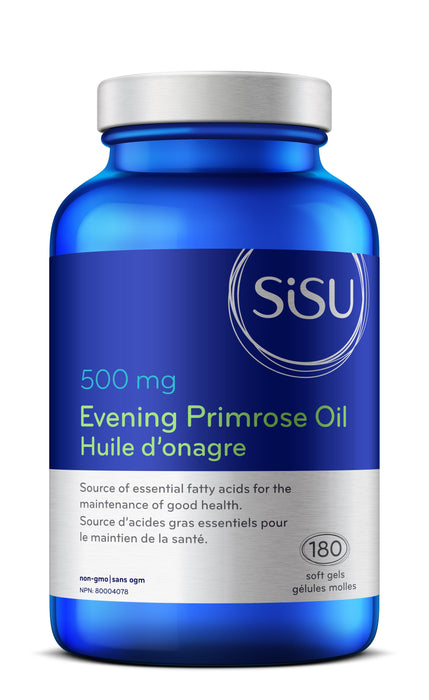 Sisu Evening Primrose Oil 500 mg