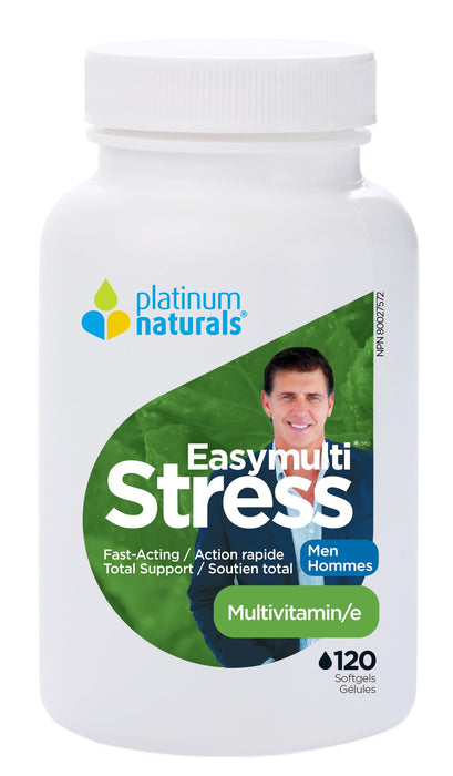 Platinum Easymulti Stress for Men