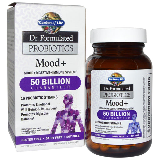 Garden of Life Dr. Formulated - Probiotics Mood+