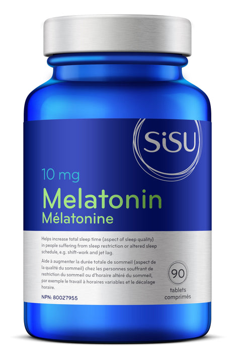 Sisu Melatonin 10 mg 90 Tablets