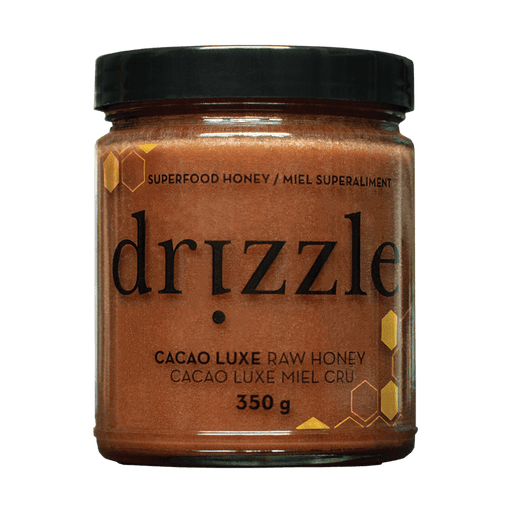 Drizzle Cacao Luxe Raw Honey 350 g