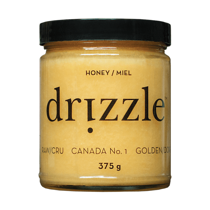 Drizzle Golden Raw Honey 375 g