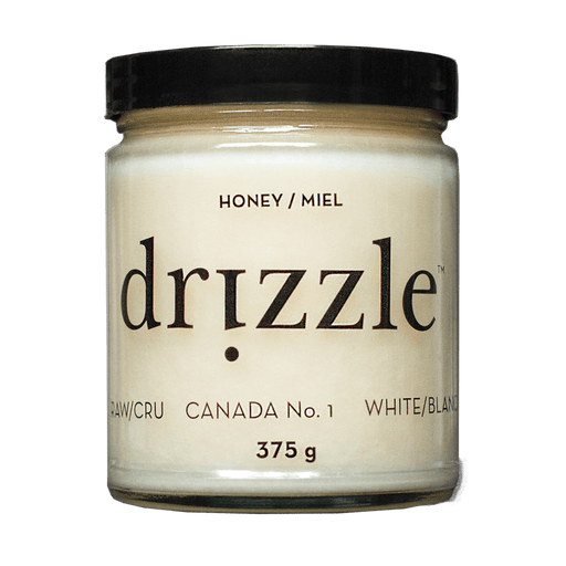Drizzle White Raw Honey 375 g