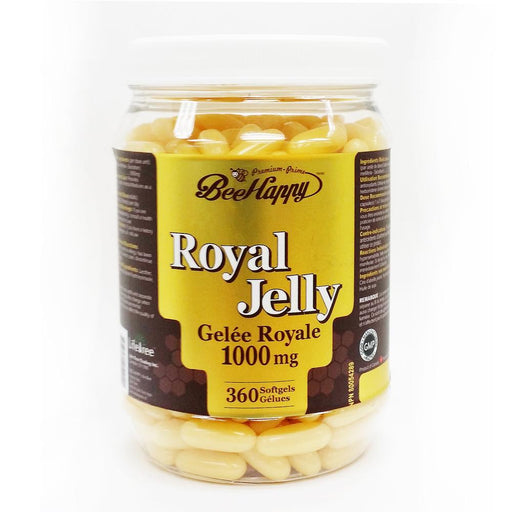 Bee Happy- ROYAL JELLY 1000 mg