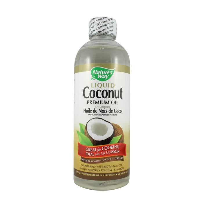 Nature's Way Liquid Coconut Premium Oil