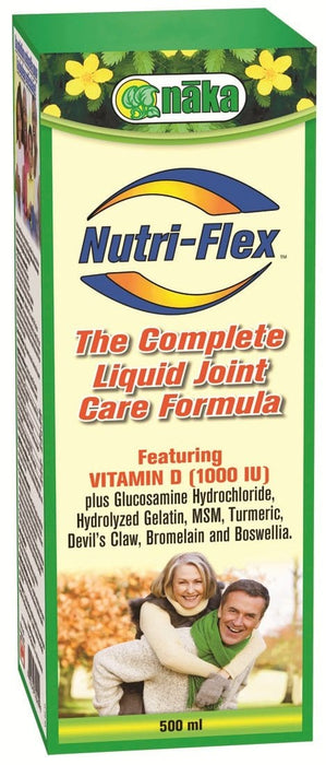 Naka Nutri-Flex with Vitamin D