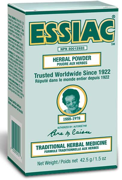 Rene E. Caisse Essiac Herbal Powder