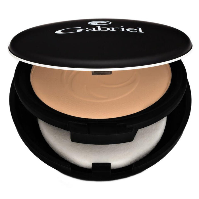 Gabriel Tan Beige Dual Powder Foundation
