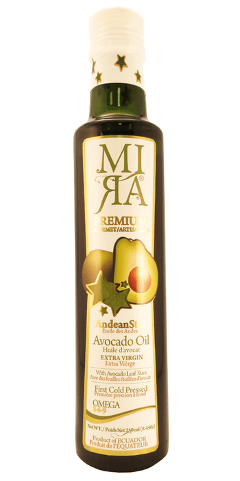 MIRA Avocado Oil Andean Star