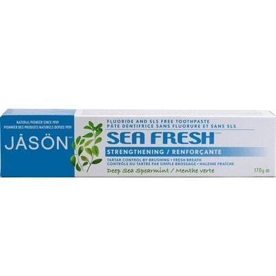 Jason Natural Products Sea Fresh Toothpaste 170 g