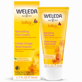 Weleda Baby Nourishing Face Cream 50 ml