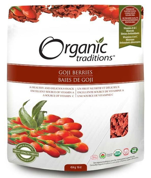 Organic Traditions Goji Berries