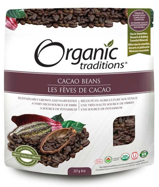 Organic Traditions Cacao Beans