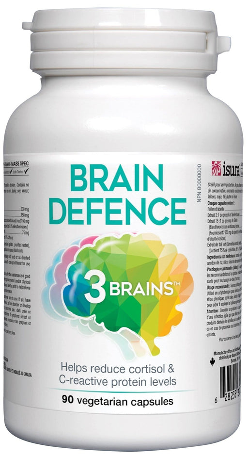 3 Brains Brain Defense