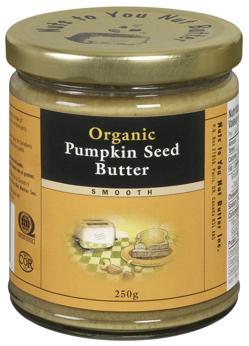 Nuts to You Nut Butter Organic Pumpkin Seed