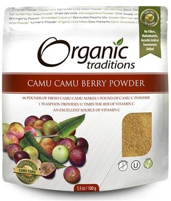 Organic Traditions Camu Camu Powder