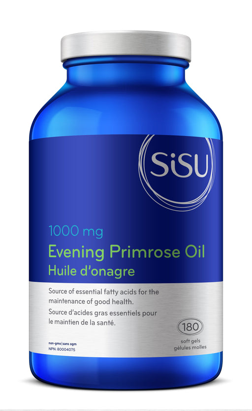 Sisu Evening Primrose Oil 1000 mg