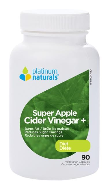 Platinum Naturals Super Apple Cider Vinegar +