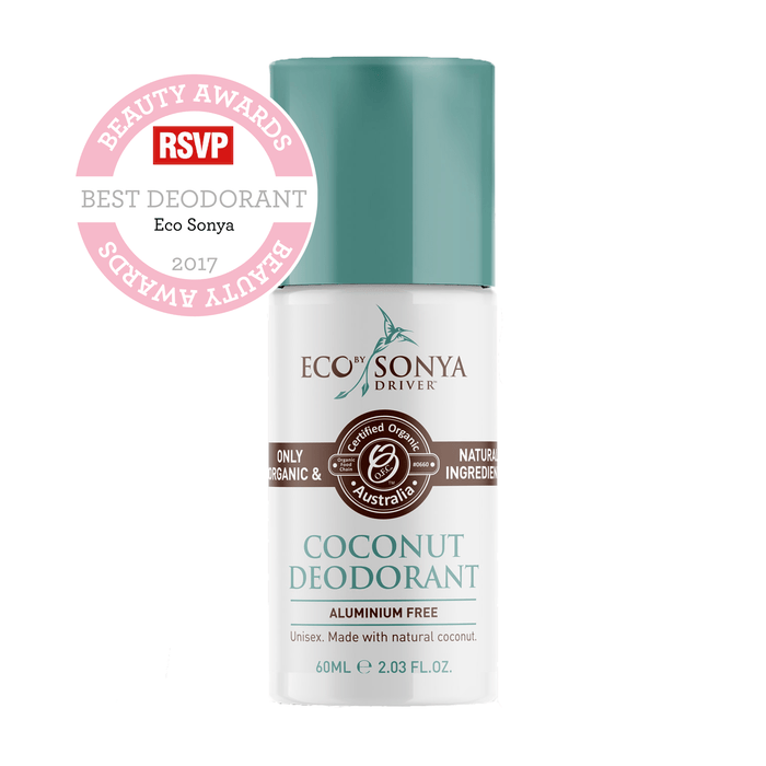 Eco By Sonya Driver Coconut Deodorant 60 ml