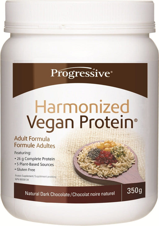 Progressive Harmonized Vegan Protein - Natural Dark Chocolate