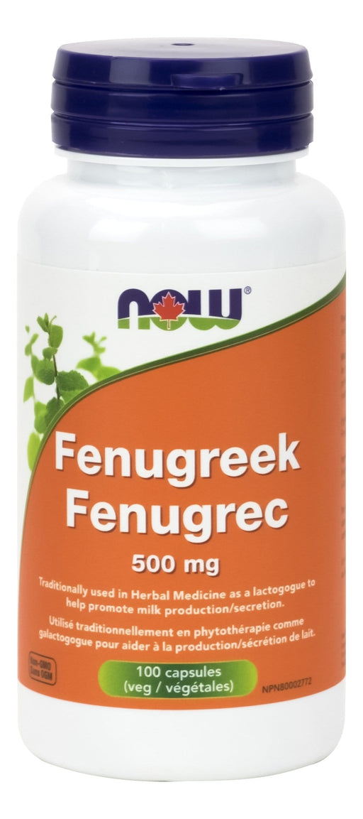 NOW Fenugreek