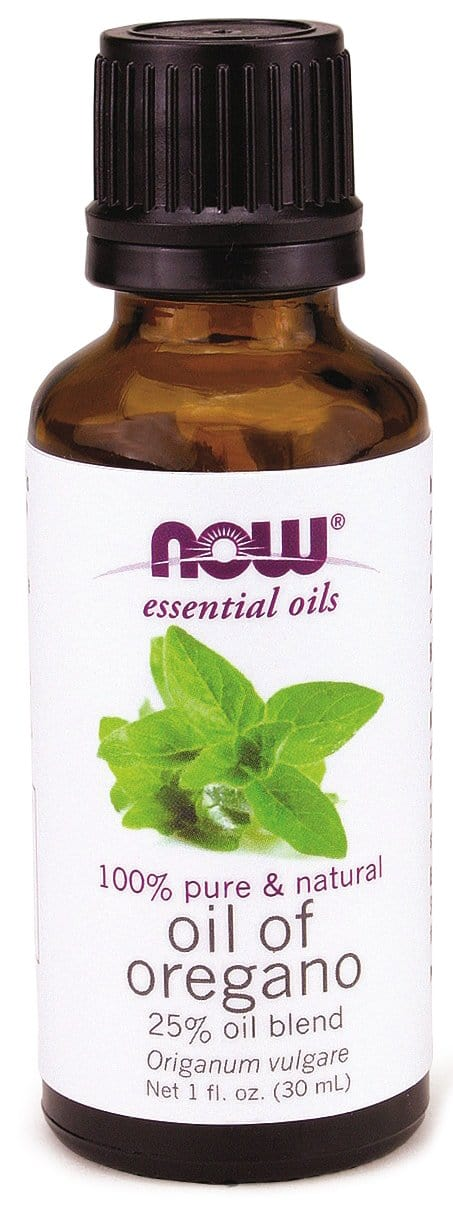 NOW Oil of Oregano Blend 25% Oil Blend