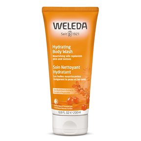 Weleda Sea Buckthorn Creamy Body Wash 200 ml